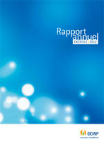 Rapport annuel 2013 - Exercice 2012